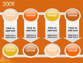 N 2009 Y Free PowerPoint Template#18