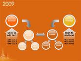 N 2009 Y Free PowerPoint Template#19