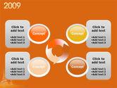 N 2009 Y Free PowerPoint Template#9