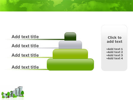 Green District PowerPoint Template Slide 8