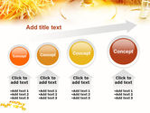 New Year Party Free PowerPoint Template#13