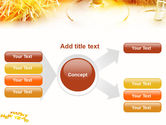 New Year Party Free PowerPoint Template#14