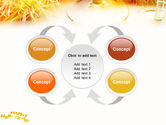 New Year Party Free PowerPoint Template#6