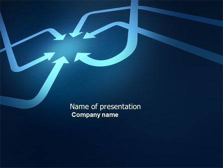 Arrow Point PowerPoint Template