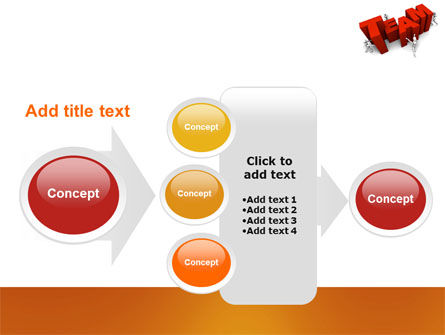 Team Efforts PowerPoint Template Slide 17