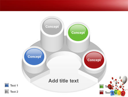Celebrating 2009 PowerPoint Template Slide 12