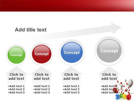 Celebrating 2009 PowerPoint Template Slide 13