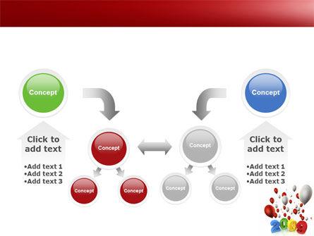Celebrating 2009 PowerPoint Template Slide 19