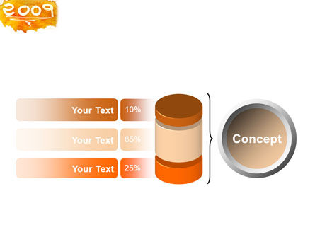 Free NY Cake PowerPoint Template Slide 11