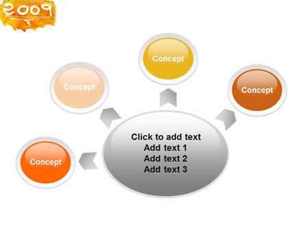 NY Cake Free PowerPoint Template Slide 7