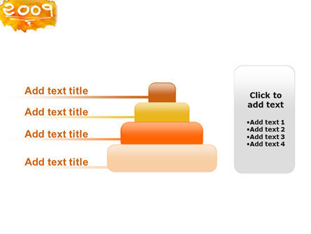 Free NY Cake PowerPoint Template Slide 8