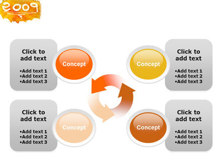 NY Cake Free PowerPoint Template Slide 9
