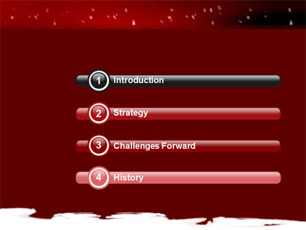 Fir Tree Theme PowerPoint Template, Slide 3, 04165, Holiday/Special Occasion — PoweredTemplate.com