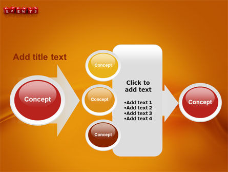 Events PowerPoint Template Slide 17