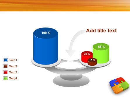 Jigsaw Pieces PowerPoint Template Slide 10