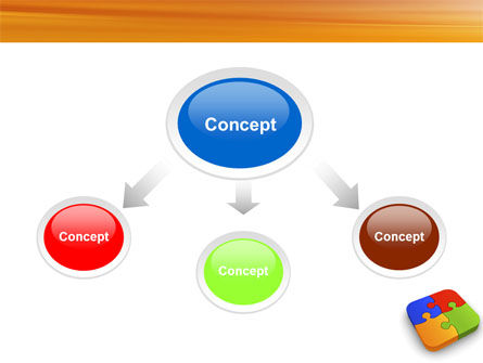 Jigsaw Pieces PowerPoint Template Slide 4