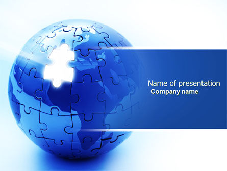 Global: World Reconstruction PowerPoint Template #04171