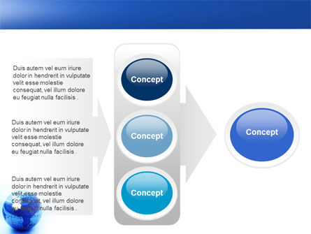 World Reconstruction PowerPoint Template Slide 11