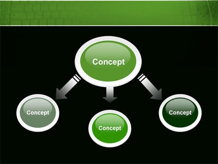 Green Technology PowerPoint Template, Slide 4, 04173, Computers — PoweredTemplate.com