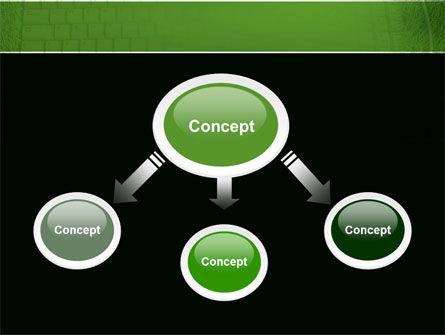 Green Technology PowerPoint Template, Slide 4, 04173, Computers — PoweredTemplate.com