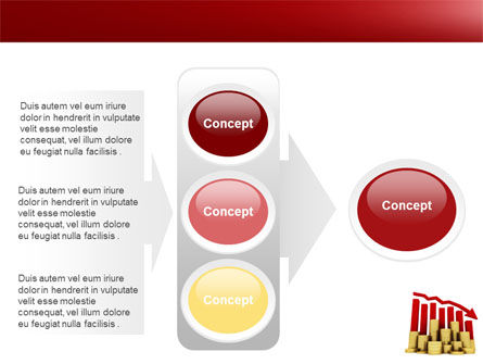Company Financial Results PowerPoint Template Slide 11