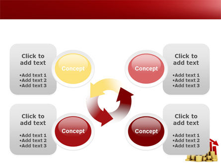 Company Financial Results PowerPoint Template Slide 9