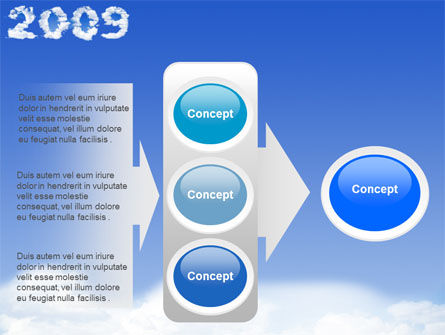 2009 New Opportunities PowerPoint Template Slide 11