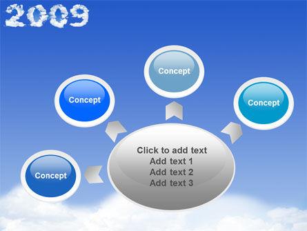 2009 N Opportunities PowerPoint Template Slide 7