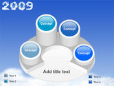 2009 New Opportunities PowerPoint Template#12