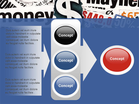 Money Assets PowerPoint Template Slide 11