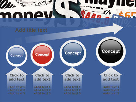 Money Assets PowerPoint Template Slide 13