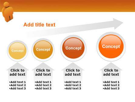 Social Network PowerPoint Template Slide 13