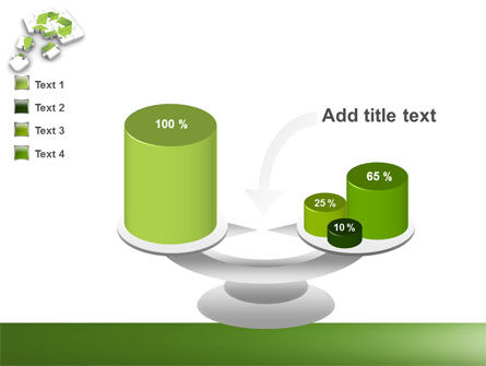 Recycle Technology PowerPoint Template Slide 10