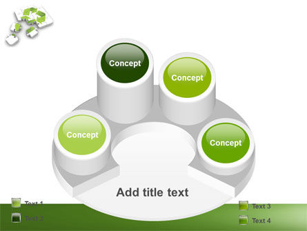 Recycle Technology PowerPoint Template Slide 12