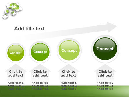 Recycle Technology PowerPoint Template Slide 13