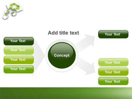 Recycle Technology PowerPoint Template Slide 14