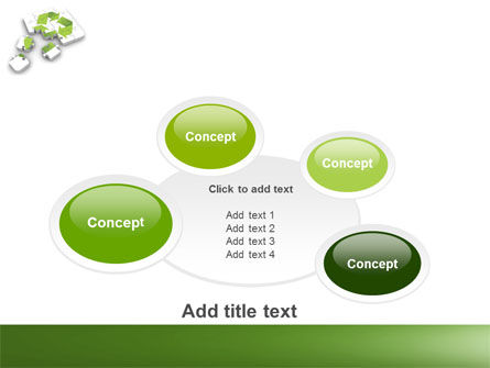 Recycle Technology PowerPoint Template Slide 16
