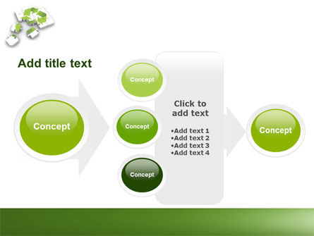 Recycle Technology PowerPoint Template Slide 17