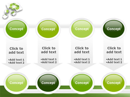 Recycle Technology PowerPoint Template Slide 18