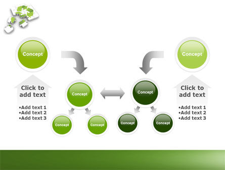 Recycle Technology PowerPoint Template Slide 19