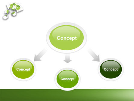 Recycle Technology PowerPoint Template Slide 4
