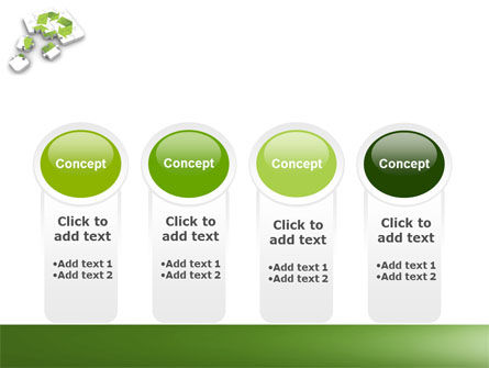 Recycle Technology PowerPoint Template Slide 5