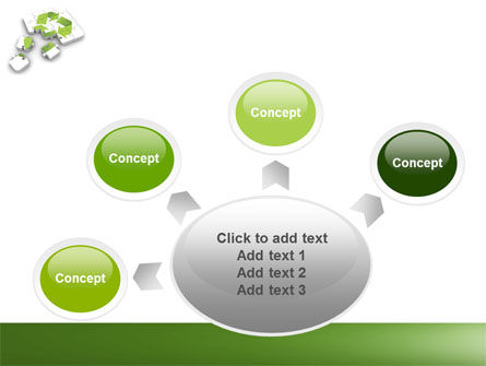 Recycle Technology PowerPoint Template Slide 7