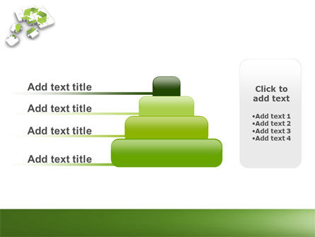 Recycle Technology PowerPoint Template Slide 8