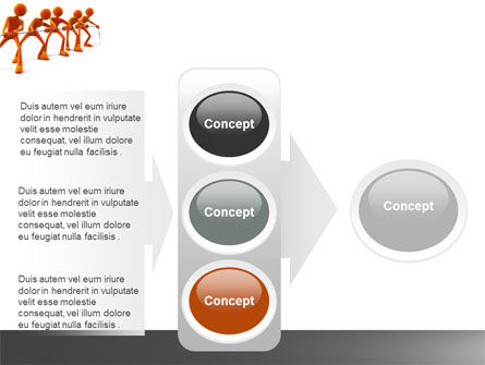 Pull PowerPoint Template Slide 11