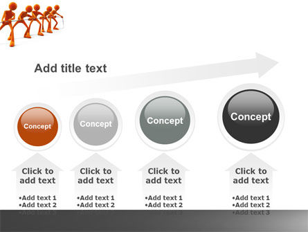 Pull PowerPoint Template Slide 13