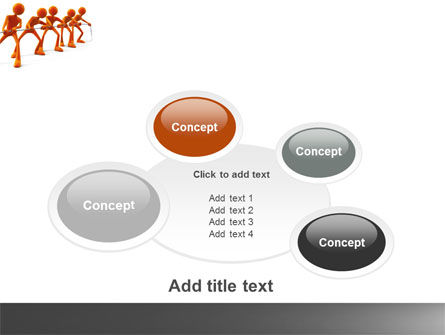 Pull PowerPoint Template Slide 16