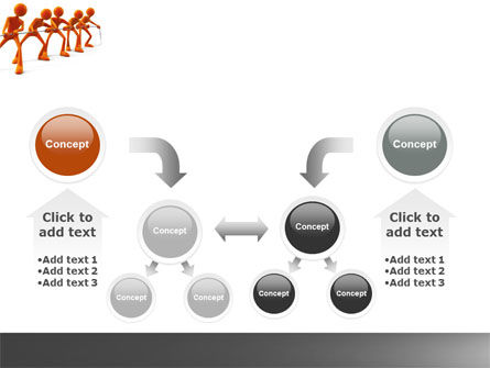 Pull PowerPoint Template Slide 19