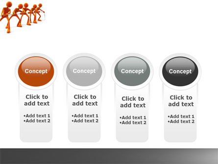 Pull PowerPoint Template Slide 5