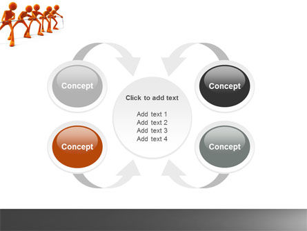 Pull PowerPoint Template Slide 6